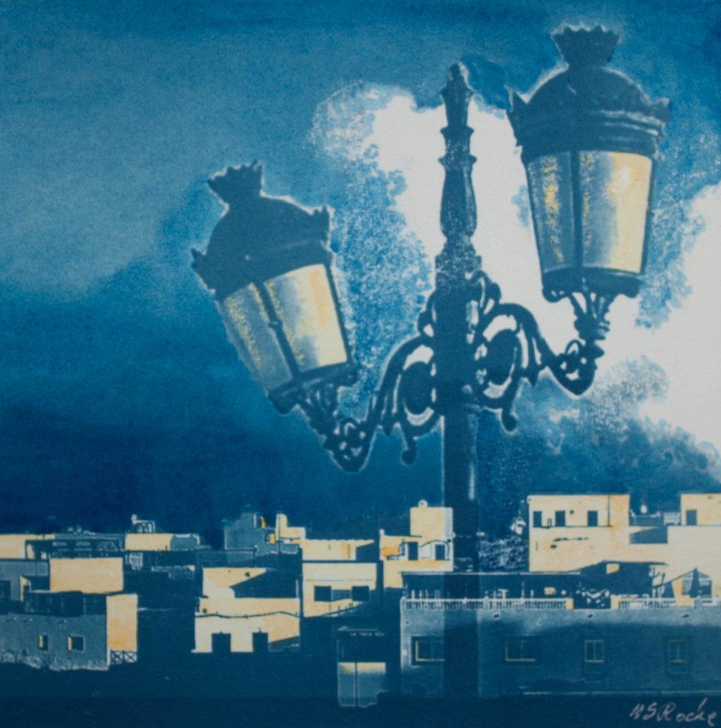 Evening Light in El Cotillo