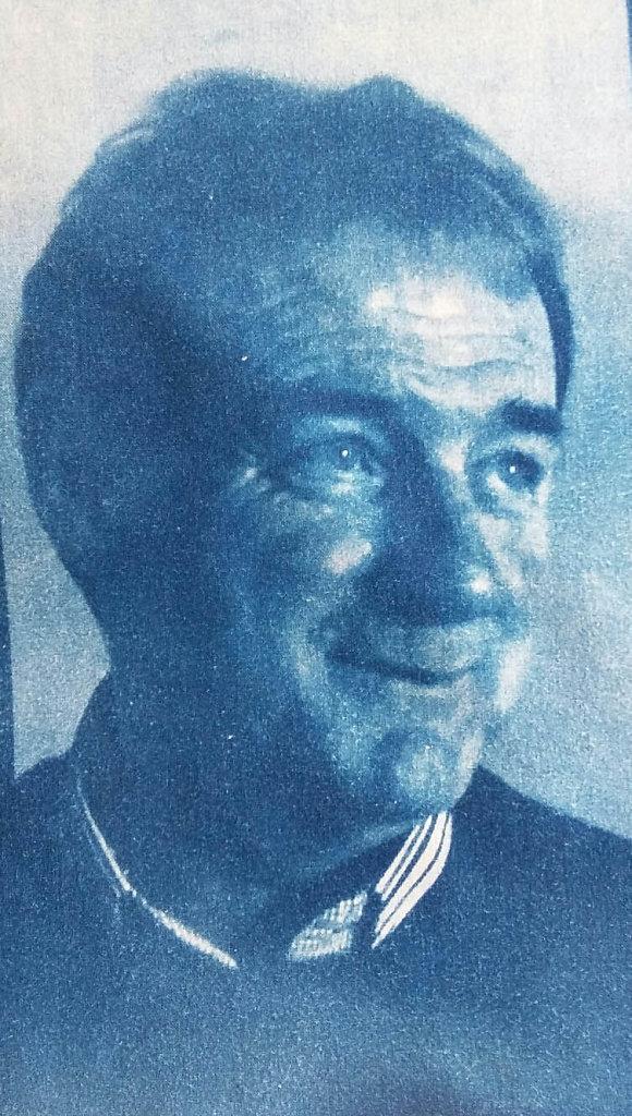 Portrait of a Srory Teller