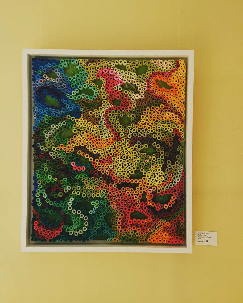 Intuitive-Landscape-Spring-Folly-or-Corona-madness-handpainted-repurposed-cotton-cord-on-canvas-Stairwell-Gallery.jpg