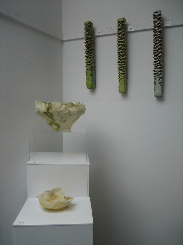 Wax-sculptures-Totems-and-Vessels-in-2010-exhibition.jpg