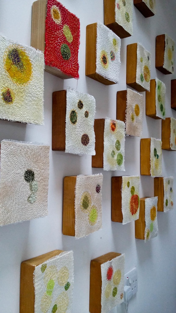 Thinking of the Small Things - Installation