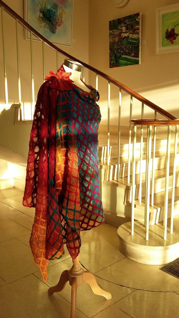 Autumnal-Glory-nunofelted-silk-and-wool-fiber-Stairwell-Gallery.jpg